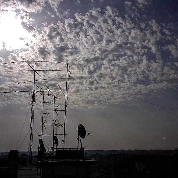 Maintenance IK4ALM Antennas