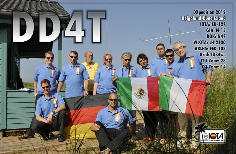 DD4T – Helgoland Dune Island – EU127