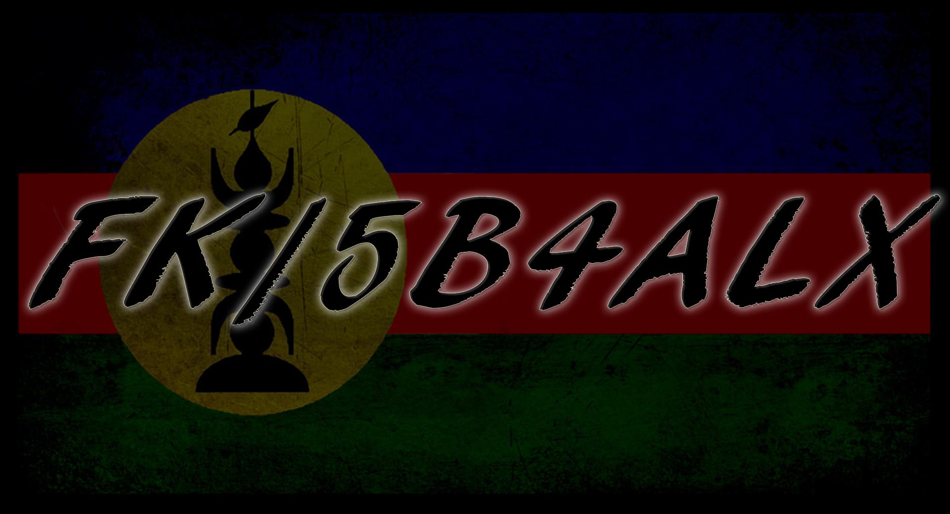 FK/5B4ALX – New Caledonia – OC032